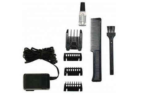 Spire Tech - Wahl Three Piece Beard Trimmer Kit - Save 43%