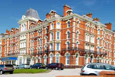 The Imperial Hotel - Afternoon tea and swim for two - Save 52%
