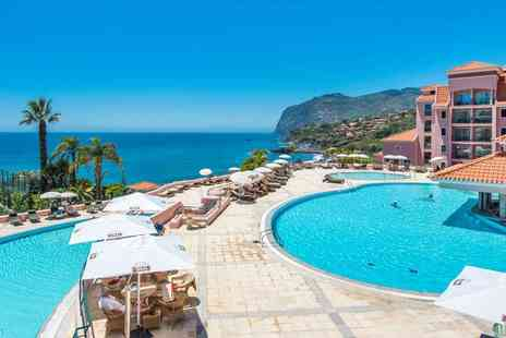 Broadway Travel - Five star All inclusive Madeira week with flights - Save 0%