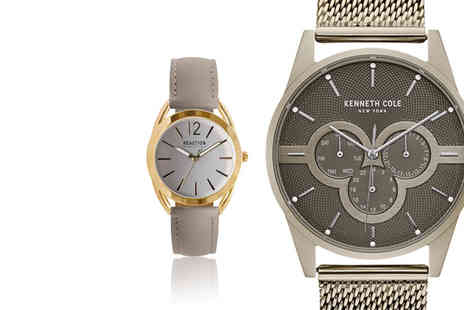 Brand Arena - Kenneth Cole watch choose from 16 designs - Save 62%