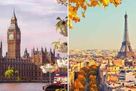 London Travel In - Private Transfer Between London and Paris - Save 0%