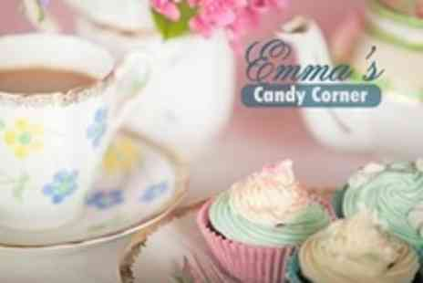 Emmas Candy Corner - Cupcake Decorating Class For One With Afternoon Tea - Save 65%