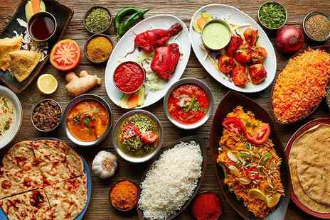 Mister Singhs India - Seven dish Indian tasting menu for two people - Save 58%