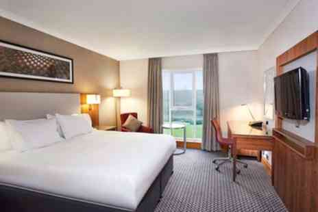 DoubleTree by Hilton Hotel - Double Room for Two with Breakfast, Dinner and Leisure Access - Save 48%