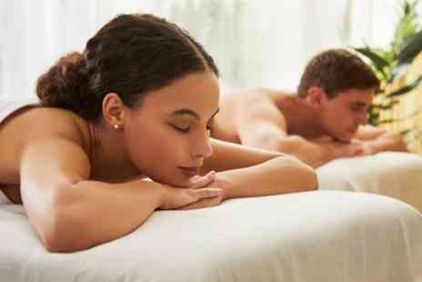 Number Five Hair And Beauty - Full Body or Hot Stone Couples Massage - Save 49%