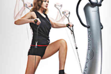 Market Sports Health Club - Five Power Plate Sessions - Save 71%