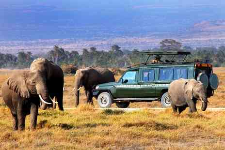 The Zubeida - Four Star Luxury Boutique Villas and Exciting Safari - Save 0%