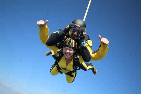Virgin Experience Days - 7,000ft Tandem Skydive - Save 0%