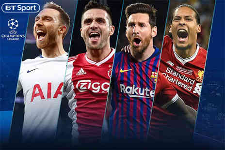 Digital Window - 12 months of half price BT Sport with three months of HD for Sky customers - Save 0%
