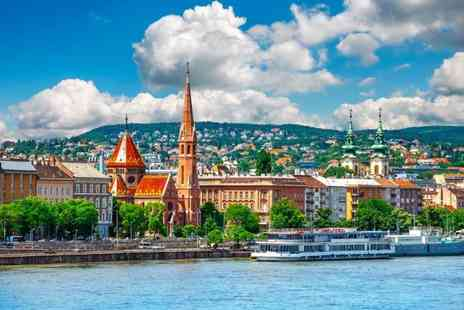 Crystal Travel - Two nights Budapest city break with return flights - Save 27%