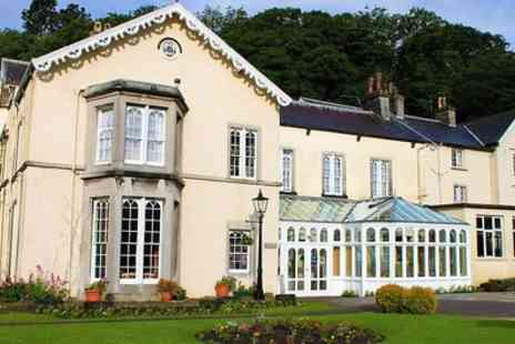 Lambert Manor Hotel - Double Room for Two with Breakfast, 3 Course Dinner and Leisure Access - Save 32%