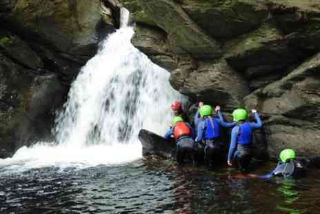 Splash White Water Rafting - Canyoning in Aberfeldy with Transport - Save 0%