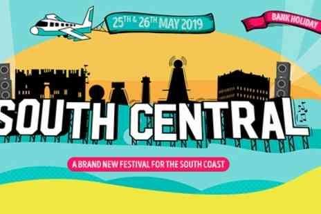 Festival Collection - South Central Festival with Craig David and Boy George from 25th To 26th May - Save 0%