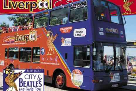 Liverpool City Sights - City and Beatles Tour - Save 0%