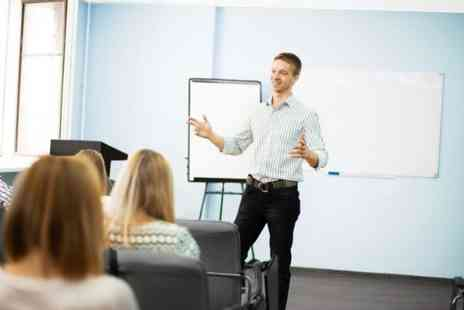 e courses4you - Certificate in online certificate in training the trainer course - Save 94%