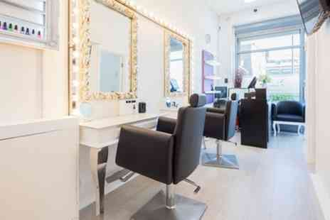 London Aesthetics & Spa - Wash, Cut and Blow Dry with Optional Balayage, Ombre or Highlights - Save 36%