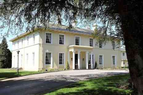 Eastwood Hall - Double Room for Two with Breakfast, Dinner, Wine and Leisure Access - Save 35%