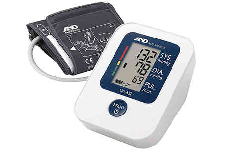 Spire Tech - A and D Medical Value Blood Pressure Monitor - Save 38%