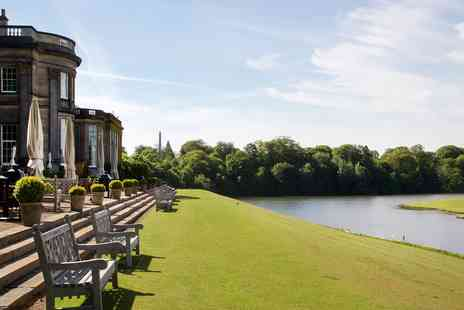 Wynyard Hall - County Durham gardens entry with lunch for Two - Save 53%