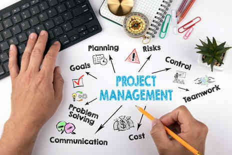 e Courses4You - Online intermediate project management course - Save 90%