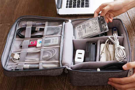 Magic Trend - Cable organiser travel bag - Save 67%