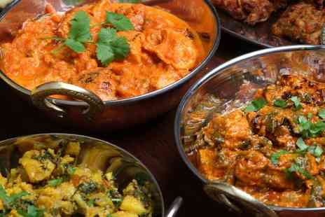 Balti King - £30 to spend on Indian dining and wine for two - Save 67%