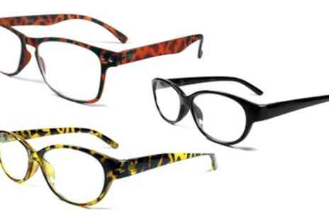 Groupon Goods Global GmbH - Storm London Ready Reading Glasses in Choice of Colour - Save 0%