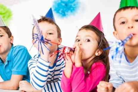 Funky Monkeys - Two Hour Party for 10 or 15 Children Including Food - Save 0%