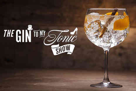 The Gin To My Tonic - Gin Enthusiast ticket at Cardiff - Save 30%
