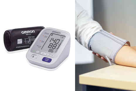 Beauty Magasin - Omron M3 blood pressure monitor - Save 21%
