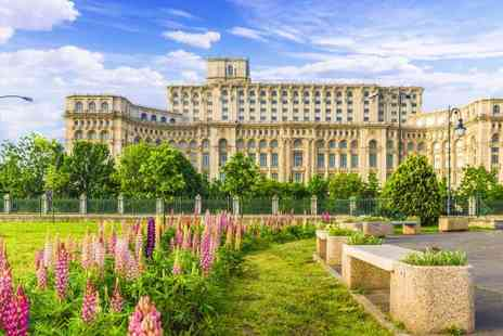 Travel Center - Four Star Two nights Bucharest city break with return flights - Save 36%