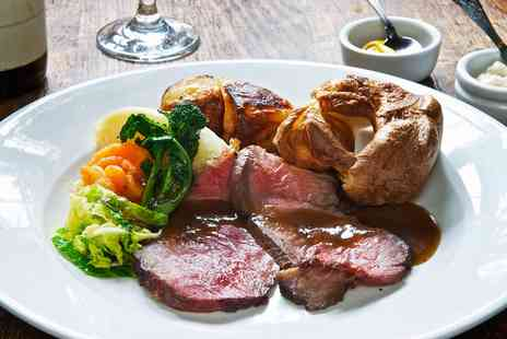 Hotel Number Four - Sunday lunch and coffee for 2 - Save 27%