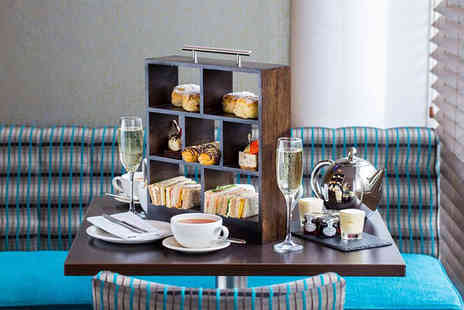 Hilton Garden Inn - Sparkling afternoon tea for two people - Save 50%