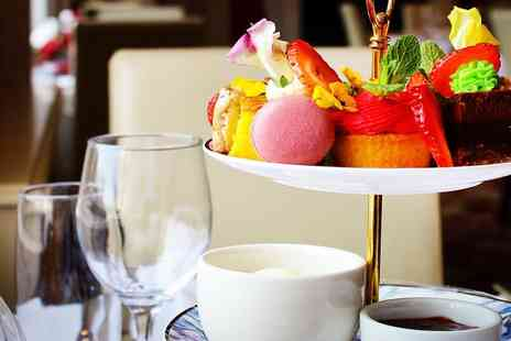 St Mellons Hotel - Afternoon tea with bubbly for Two - Save 57%
