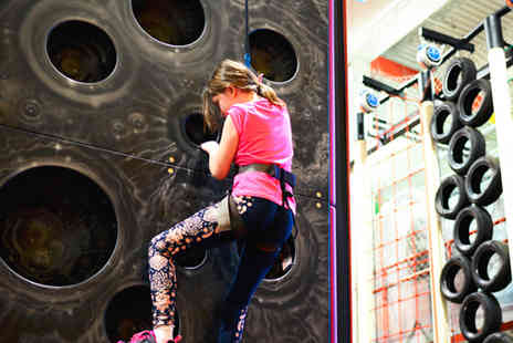 Green Bank Leisure Centre - One hour indoor climbing session or two - Save 47%