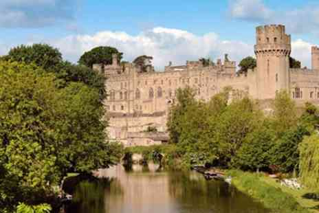 Super Break - Overnight stay with full day Warwick Castle entry - Save 0%