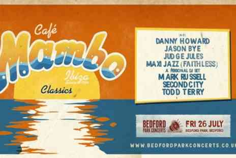 Café Mambo Ibiza Classics - One child or adult general admission ticket from 26 July - Save 14%