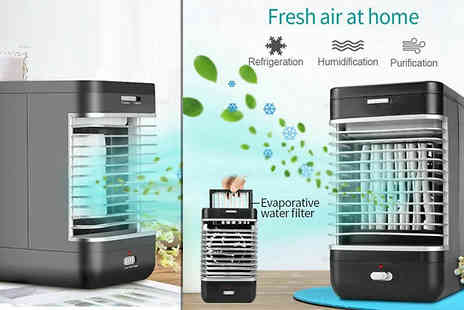 Wow What Who - HandyCooler Two Speed Evaporative Cooler - Save 60%