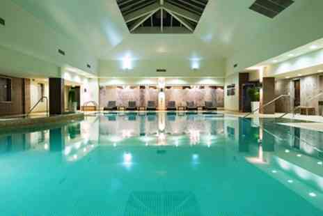 Rookery Hall - Cheshire spa day with treatment and afternoon tea - Save 0%