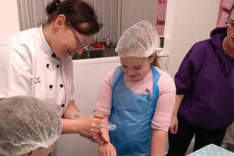 CCs Chocolate Creations - One hour kids chocolate workshop for two - Save 39%