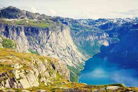 Cruise Circle - August Bank Holiday Five nights scenic Norwegian fjords cruise - Save 0%