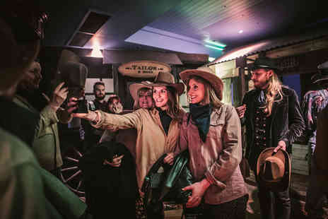 Moonshine Saloon - Entry to an Immersive Drinking Experience - Save 20%