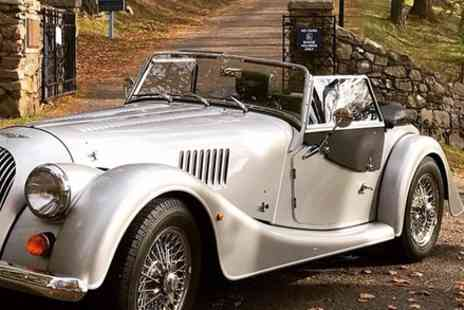 High Spirits Tours - Royal Deeside Morgan Classic Car Hire - Save 0%