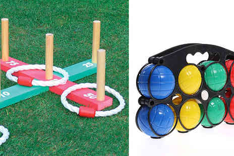 Home Season - Giant Garden Games Choose from 17 Options - Save 75%