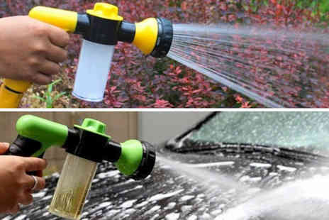 MBLogic - High pressure car washer hose attachment choose from two colours - Save 73%