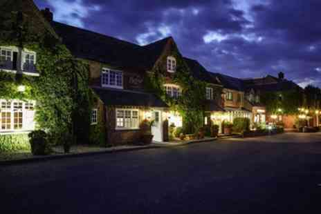 Mercure Honiley Court Hotel - Double Room for Two with Breakfast and Options on Afternoon Tea and Dinner - Save 34%