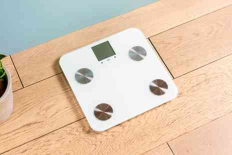 Groupon Goods Global GmbH - Davis and Grant Seven in One Body Analysing Bathroom Scale - Save 0%