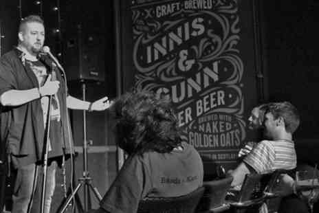 Innis & Gunn Comedy Attic - Comedy Show Tickets for Two or Four - Save 44%