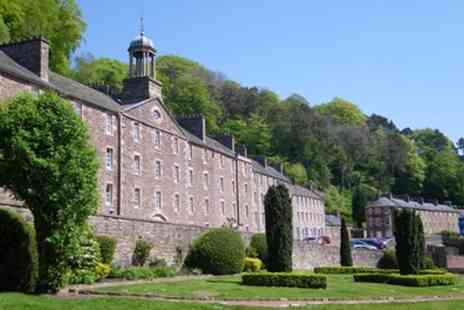 New Lanark World Heritage Site - Entry for One or Family of Four - Save 55%