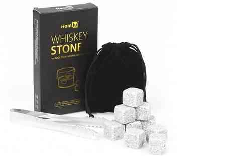 Deal Berry - Granite whiskey stones set - Save 0%